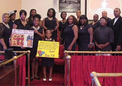 311 Choir - MINISTRIES — Canaan Baptist Church Paterson, New Jersey