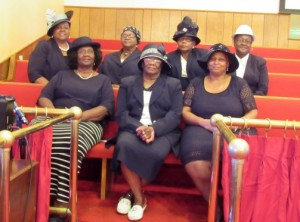 Deaconess Board - MINISTRIES — Canaan Baptist Church Paterson, New Jersey