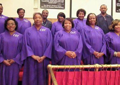Emergency Choir - MINISTRIES — Canaan Baptist Church Paterson, New Jersey