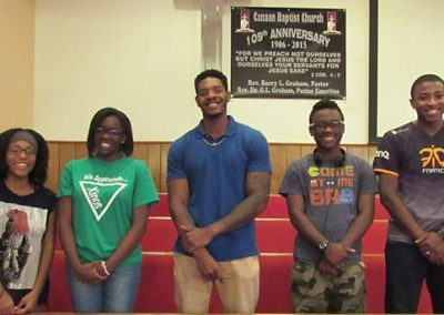 Media Ministry - MINISTRIES — Canaan Baptist Church Paterson, New Jersey