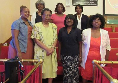 Missionary Ministry - MINISTRIES — Canaan Baptist Church Paterson, New Jersey