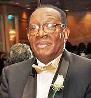 Rev. Dr. Gadson L. Graham, Pastor Emeritus-Canaan Baptist Church – Paterson, NJ