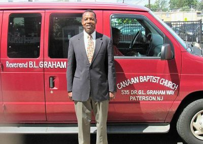 Transportation Ministry - MINISTRIES — Canaan Baptist Church Paterson, New Jersey