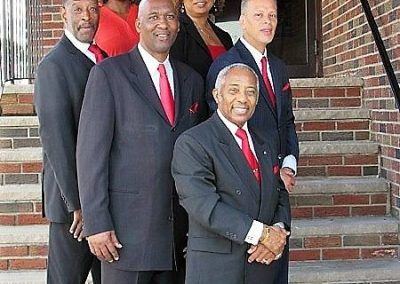 Trustee Board - MINISTRIES — Canaan Baptist Church Paterson, New Jersey